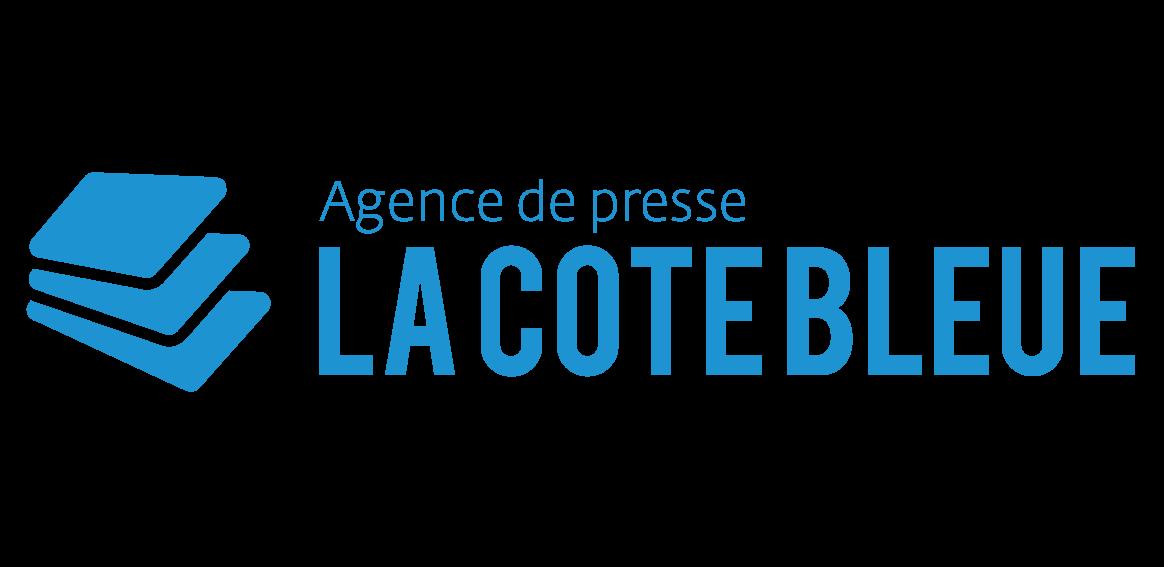 LA COTE BLEUE Logo